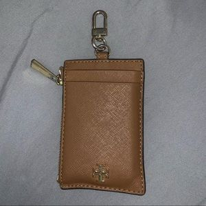 Tory Burch Card Case/ Key Ring